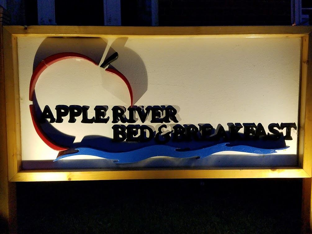 apple river
