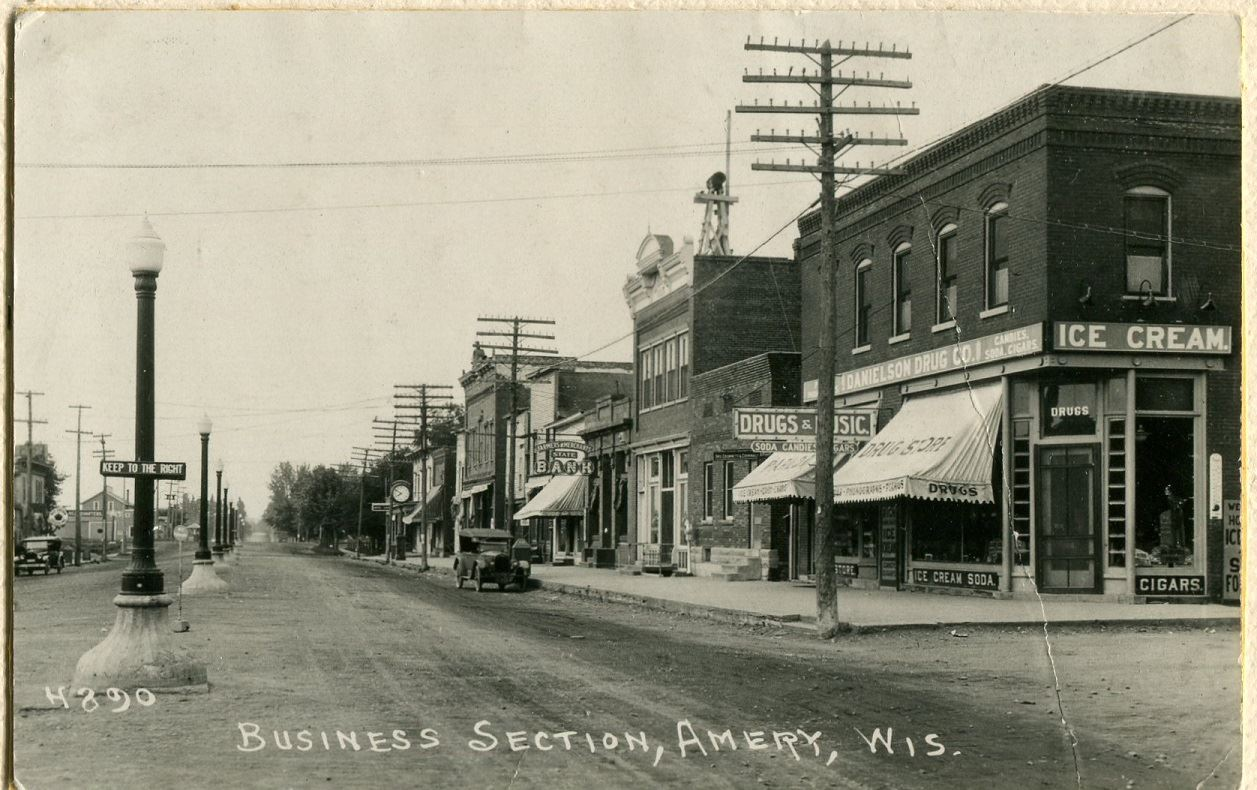 Amery - Business District