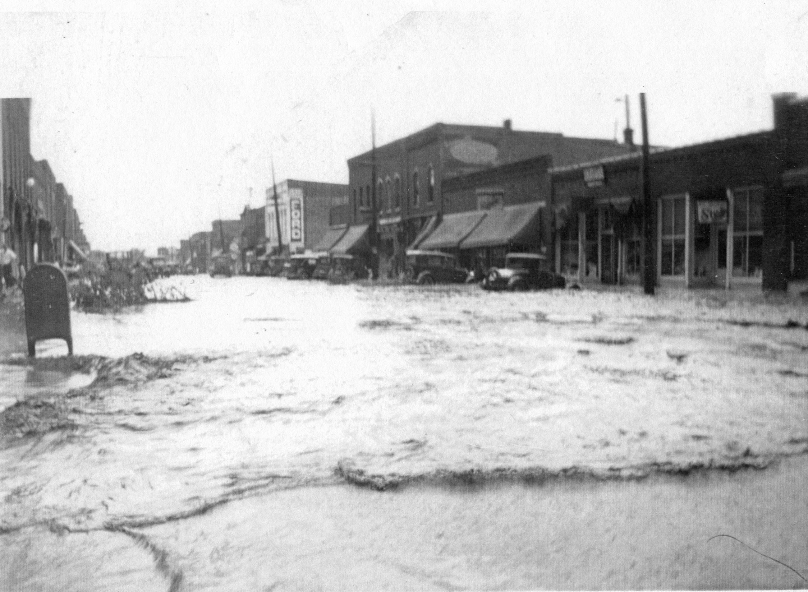 Weather - Amery Flood1 1919