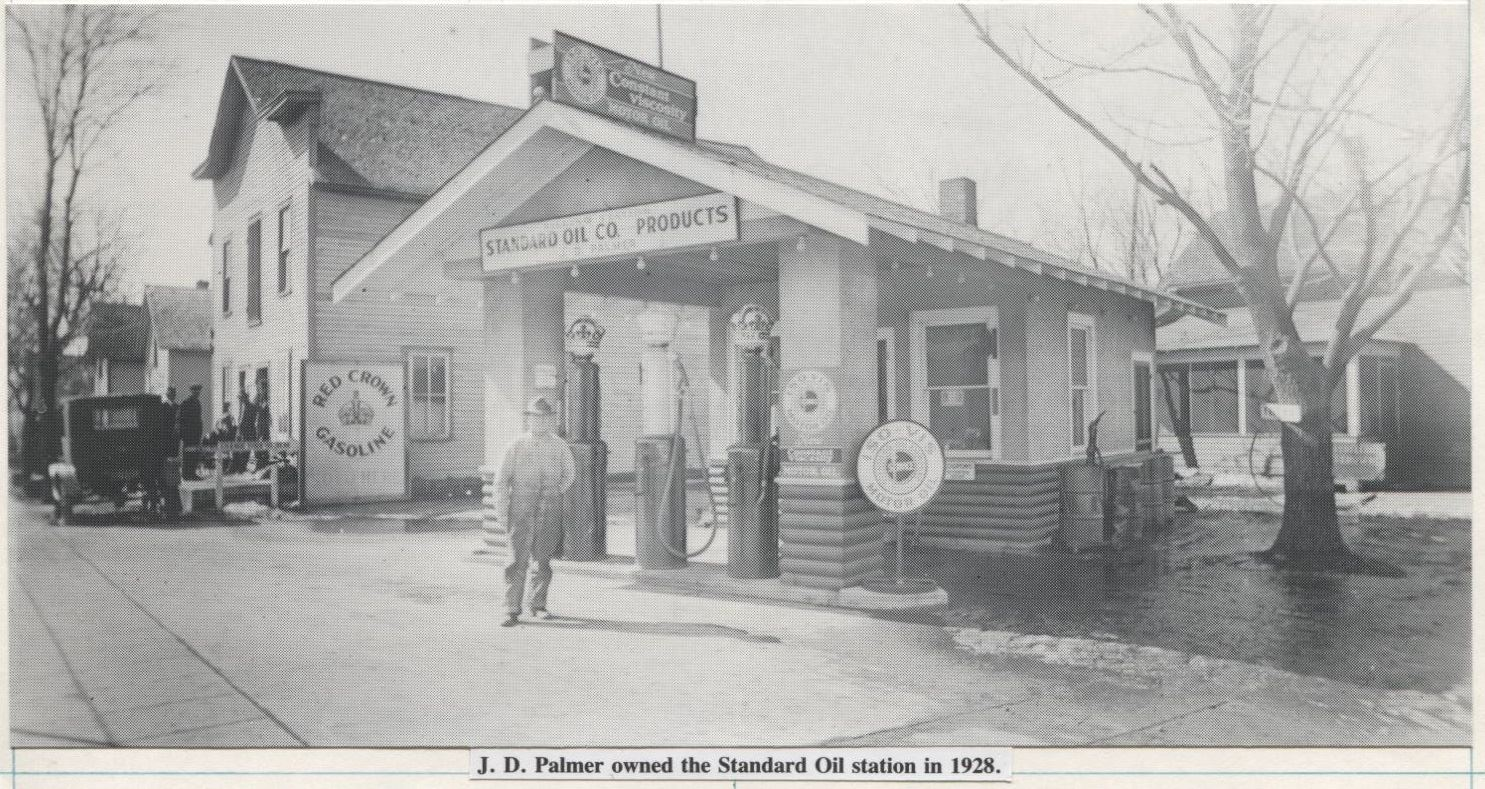 Business - Gas Stations