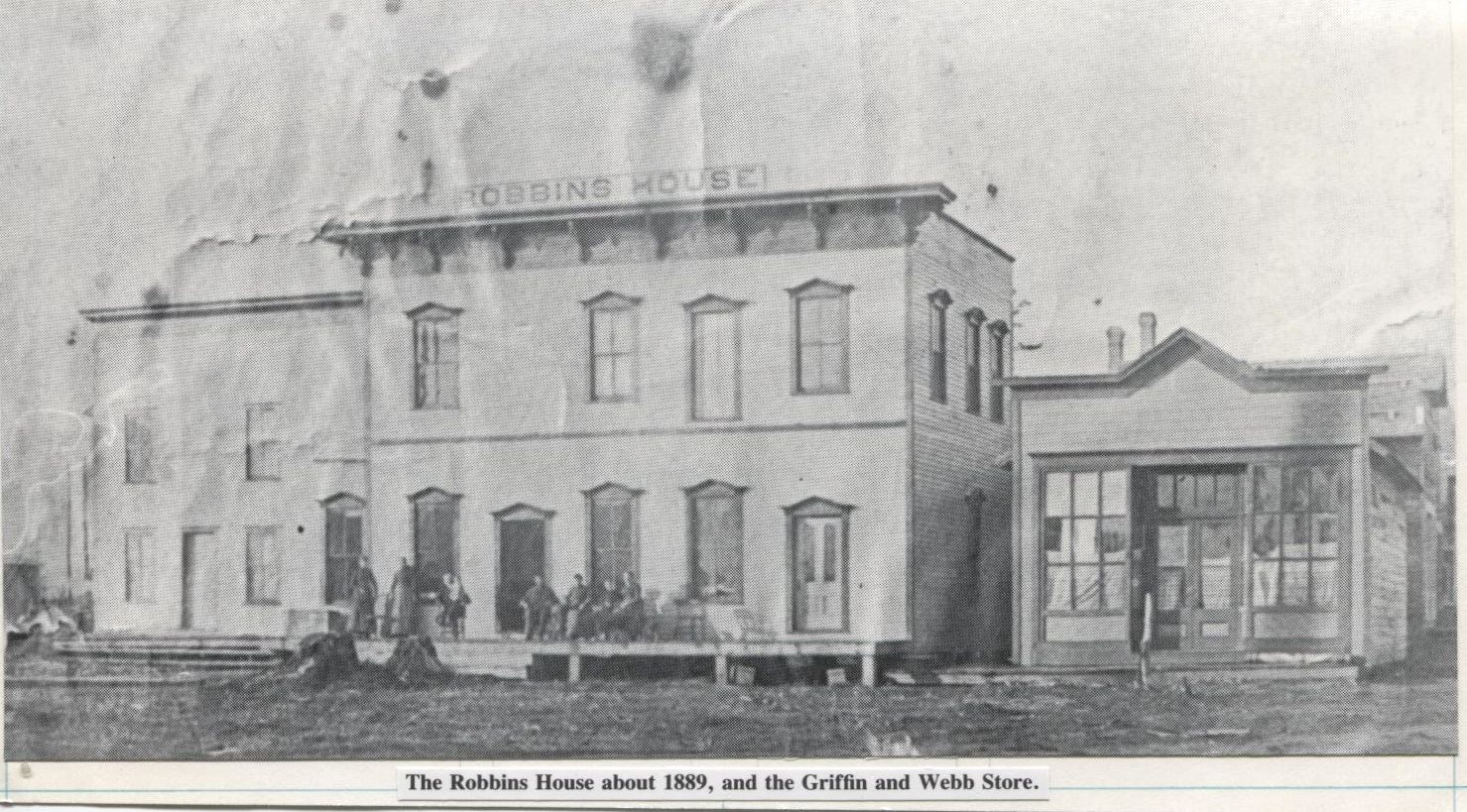 Business - Hotel Robbins House 1889