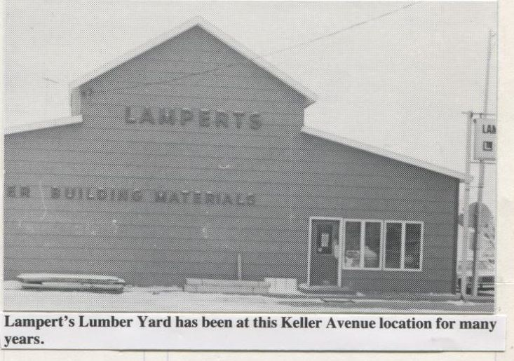 Business - Lamperts Lumber Yard