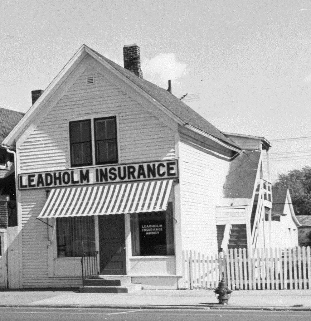 Business - Leadholm Insurance