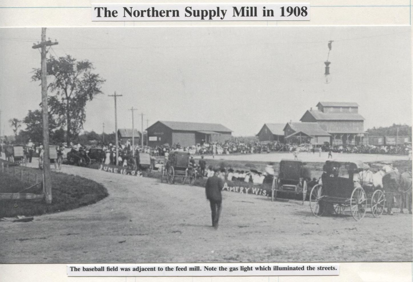 Business - Mills - Northern Supply Mill