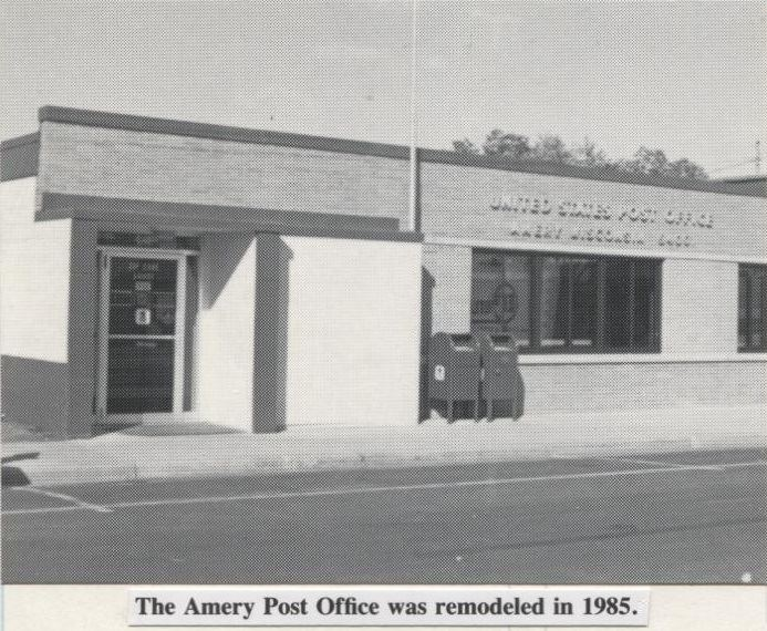 Business - Post Office 1985