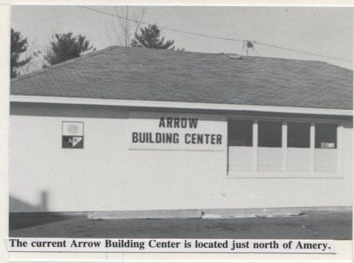 Business - Red Arrow Building