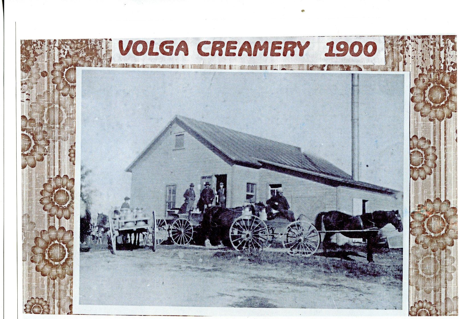 Business - Volga Creamery 1900